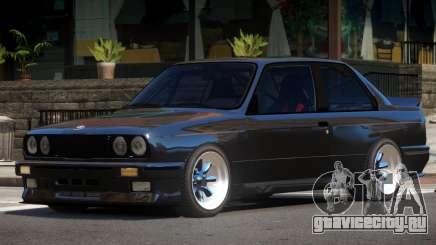 BMW M3 E30 Tuned для GTA 4