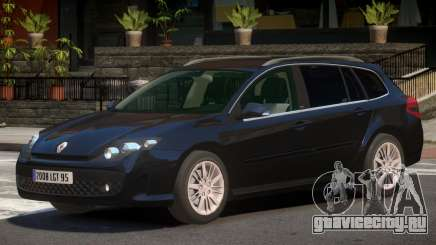 Renault Laguna 3 V1.2 для GTA 4