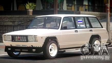 VAZ 2104 Custom для GTA 4