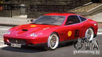 Ferrari 575M V1.0 для GTA 4