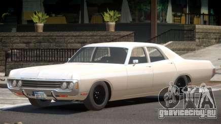 1975 Dodge Polara R2 для GTA 4