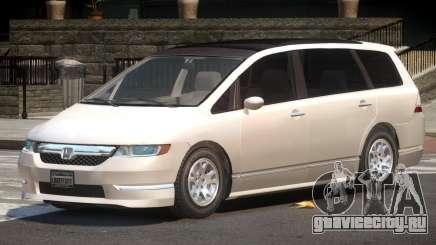 Honda Odyssey  V1.1 для GTA 4