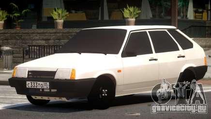 VAZ 2109 ST для GTA 4