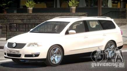Volkswagen Passat V1.3 для GTA 4