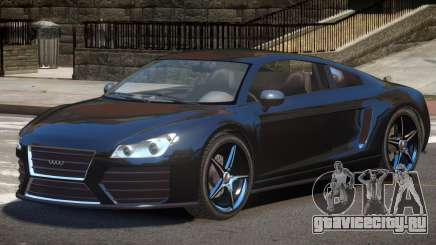Obey 9F V1.0 для GTA 4