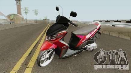 Yamaha Soul GT Babylook для GTA San Andreas