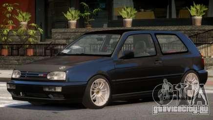 1998 Volkswagen Golf Tuned для GTA 4