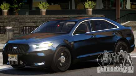 Ford Taurus FBI V1.0 для GTA 4