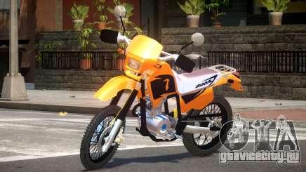 Honda XR 200 ST для GTA 4