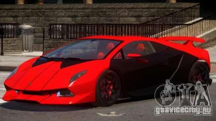 Lambo Sesto V1.0 PJ3 для GTA 4