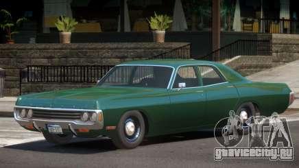 1975 Dodge Polara R1 для GTA 4