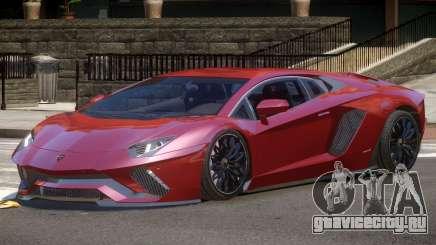 Lambo Aventador GT для GTA 4