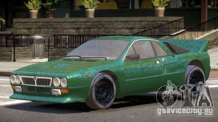 Lancia 037 Stradale ST для GTA 4