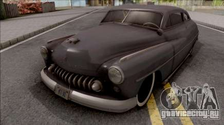 Mercury Coupe Custom 1949 для GTA San Andreas