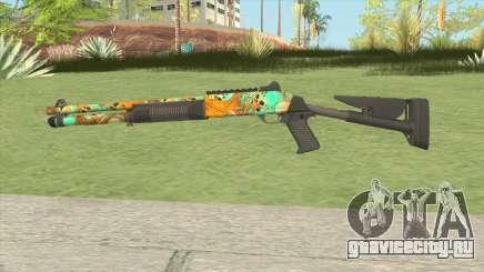 XM1014 Nuclear Skulls (CS:GO) для GTA San Andreas