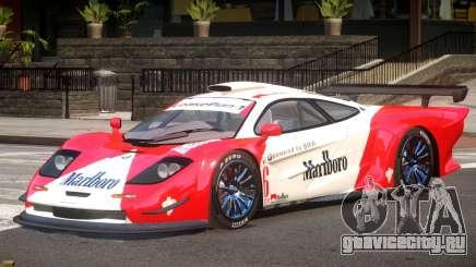 McLaren F1 GTR PJ2 для GTA 4