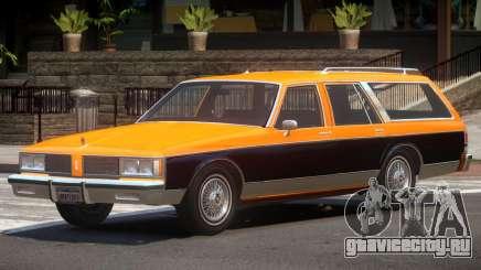 Oldsmobile Custom Cruiser V1.0 для GTA 4