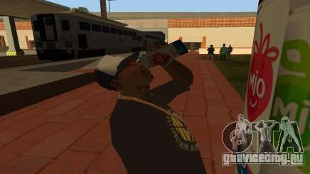 Mio Russia Can для GTA San Andreas