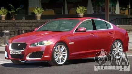 Jaguar XFR V1.0 для GTA 4