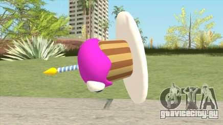 Toy Cupcake (FNaF) для GTA San Andreas