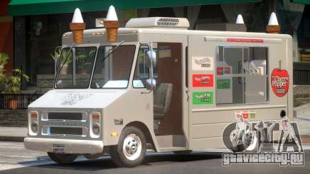 1985 Chevrolet Step Van Ice Cream для GTA 4