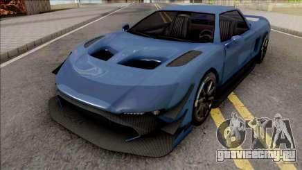 Infernus Vulcan для GTA San Andreas