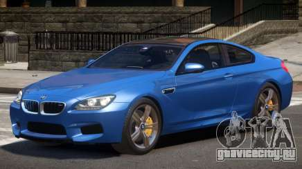 BMW M6 F13 V1.0 для GTA 4