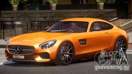 Mercedes SLS AMG GT для GTA 4