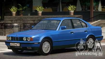 BMW 535I E34 ST V1.0 для GTA 4