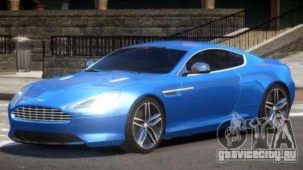 Aston Martin DB9 STI для GTA 4