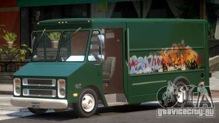 Chevrolet Step Van PJ1 для GTA 4