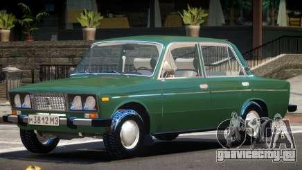 VAZ 2106 Stock для GTA 4