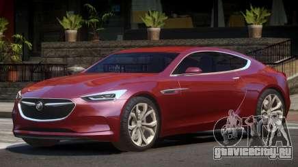 Buick Avista GTS для GTA 4