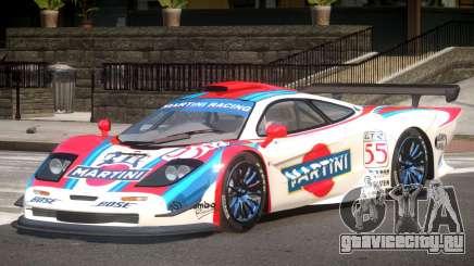 McLaren F1 GTR PJ1 для GTA 4