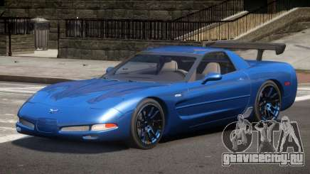 Chevrolet Corvette Z06 ST для GTA 4