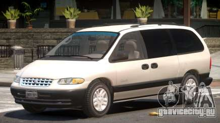 Plymouth Grand Voyager V1.0 для GTA 4