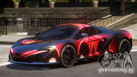 McLaren 650S GT PJ2 для GTA 4