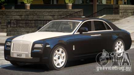 Rolls-Royce Ghost V1.0 для GTA 4