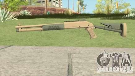 XM1014 Grassland (CS:GO) для GTA San Andreas