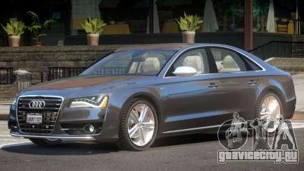 Audi S8 Tuned V1.0 для GTA 4