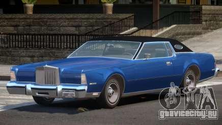 Lincoln Continental V1.0 для GTA 4