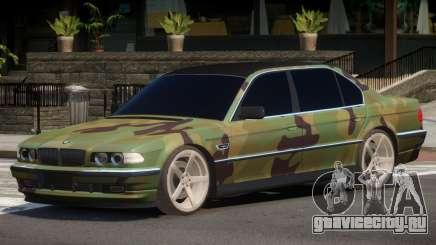 BMW 760Li ST для GTA 4