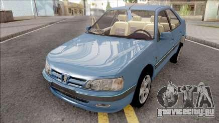 Peugeot Pars Years для GTA San Andreas