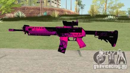 SG-553 Pulse (CS:GO) для GTA San Andreas