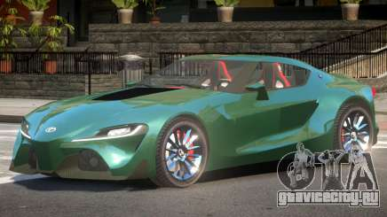 Toyota FTO Sport для GTA 4