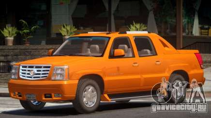 Cadillac Escalade EXT V1.0 для GTA 4