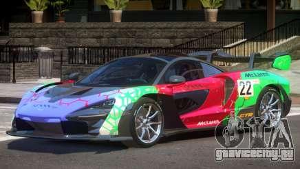 McLaren Senna GT PJ3 для GTA 4