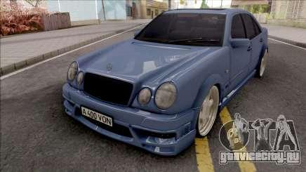 Mercedes-Benz E-class W210 KLEEMANN для GTA San Andreas