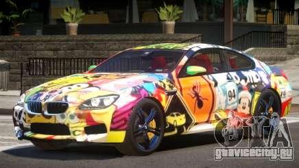 BMW M6 F13 V1.0 PJ2 для GTA 4