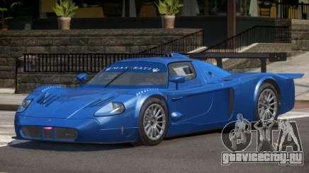 Maserati MC12 RS для GTA 4